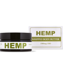 CBD Body butter endoca 4