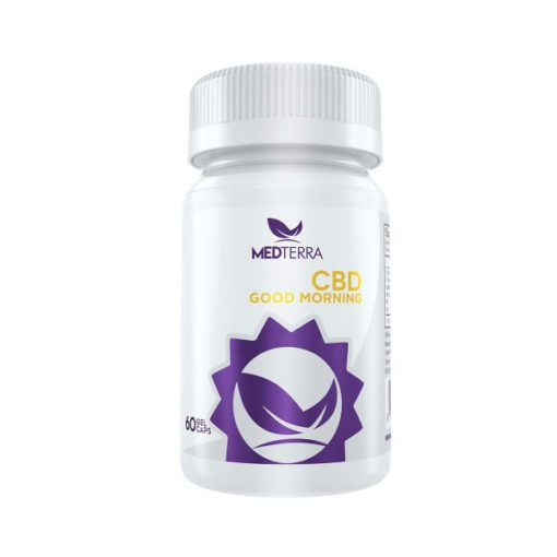 CBD Good Morning Capsules medterra