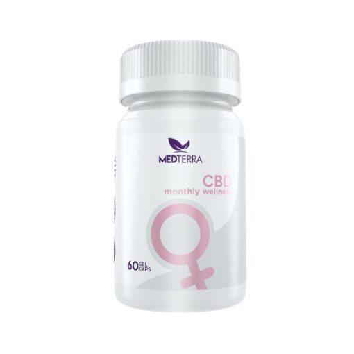 CBD Women's Wellness Capsules medterra