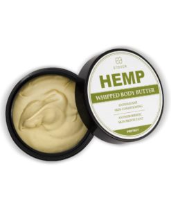 CBD body butter 450mg square