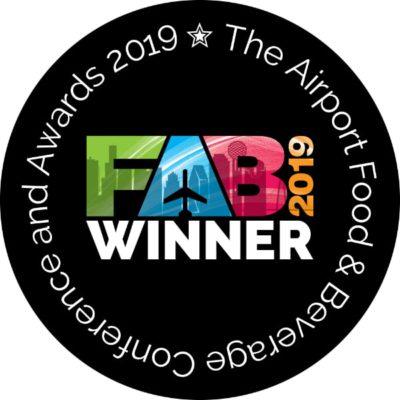 FAB award logo