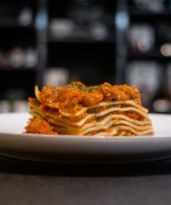 Famous Vegan Lasagna plate