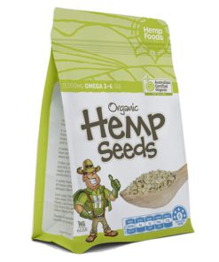 Hemp seeds organic 1kg