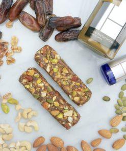 CBD Energy bar pistachio by healthytokyo