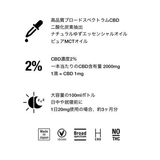 CBD oil 2000