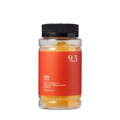 CBD gummy CBDTokyo 9.3 mg 50