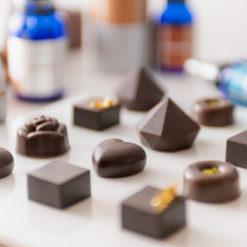 CBD チョコレート ヴィーガン